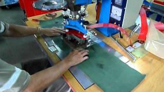 PEVA / EVA Sheet Welding for Bags (50%EVA / 50%PE)
