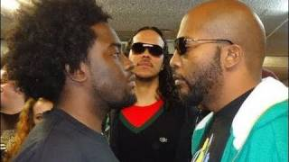 AHAT Rap Battle Nov vs Grinda *title match*