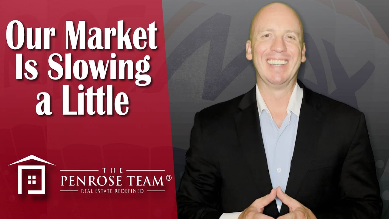 A Market Update for the Greater Phoenix Area