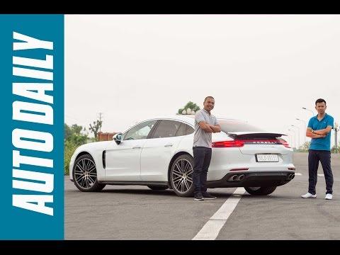 Autodaily.vn | Đánh giá xe Porsche Panamera 4S 2017 giá hơn 8 tỷ đồng