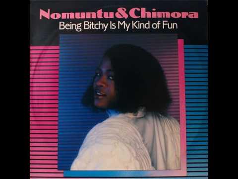 Nomuntu & Chimora - I Wanna Know (1989)
