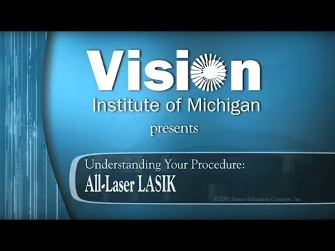 Lasik Eye Surgery Michigan Video, Understanding the Procedure