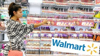 I TRIED NEW FALL MAKEUP AT WALMART 2019 | LAURA LEE