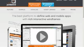 Website Wireframes, part1, Intro