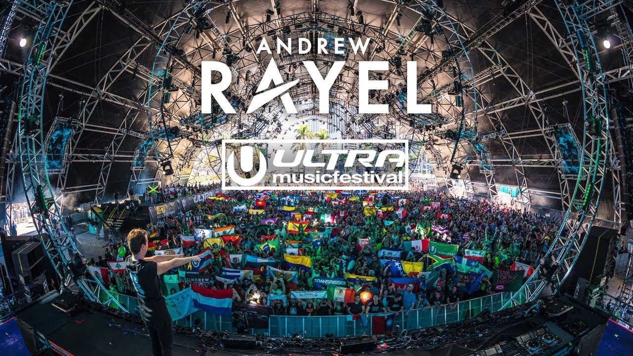 Andrew Rayel - Live @ Ultra Music Festival Miami 2018