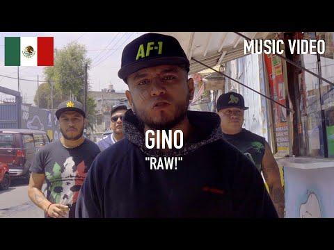 Gino ( AlfaOmega ) - RAW! [ Music Video ]