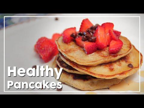 Video Healthy Pancakes - Perfect Breakfast Recipe - My Recipe Book By Tarika Singh