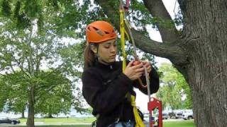 Tree Climbing: Descending And Switch To Rappel