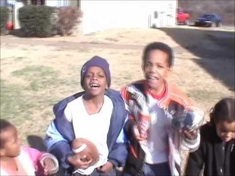 "The Ray Kids- ""This is Football"" Street Money Makers"
