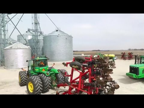 Threat of US-China trade war looms over American farmers