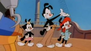 Chanson Les Animaniacs - I am the Very Model of a Cartoon Individual (Français)