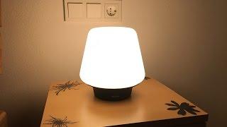 Philips Hue Ambient LED Tischlampe 800 Lumen 9,5W warmweiß/kaltweiß regelbar