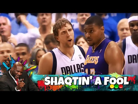 Shaqtin' A Fool: Bad-Boys Edition