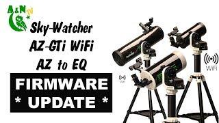 AGTi update AZ to EQ