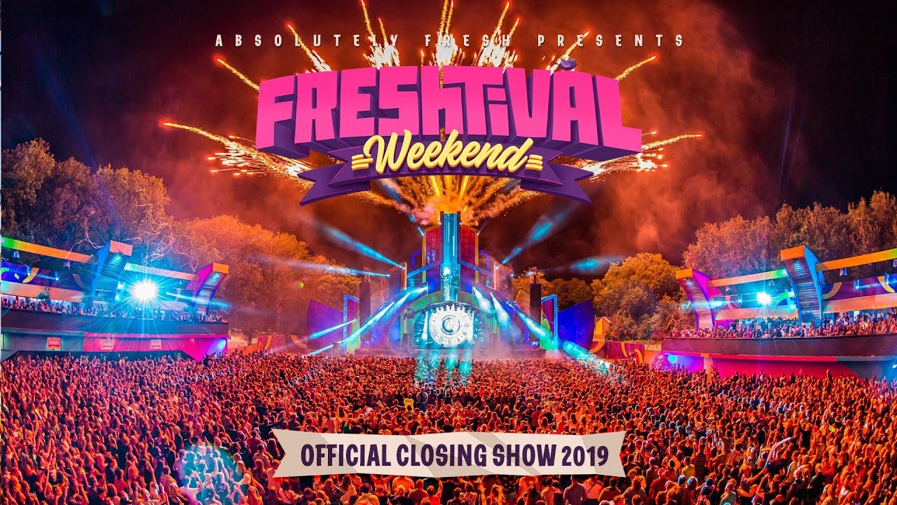 Freshtival Weekend 2019 - closing show