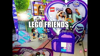 LEGO Friends для девочек./ LEGO Friends for girls.
