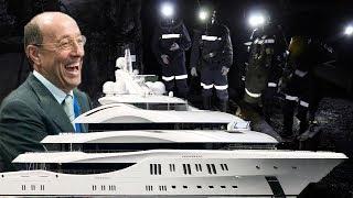 Мега-яхты за счет казахского народа/ БАСЕ