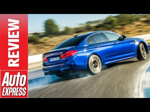 New BMW M5 Review - Can The 2018 Super Saloon Burn Rubber With The Best?