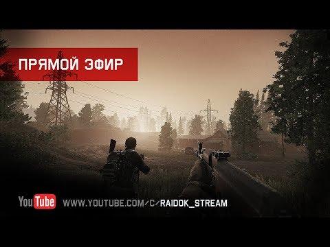 Escape From Tarkov - На 2-3 часика. Stream by Raidok #198.