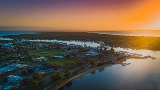 Paynesville Gippsland Victoria | Drone Aerial Cinematography