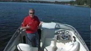 Stingray 235CR Walk-Thru Video By Boating Life Magazine