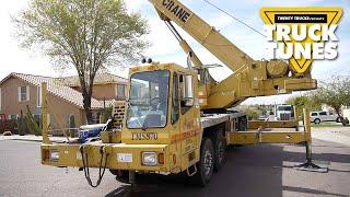 Kids Truck Video - Truck Crane