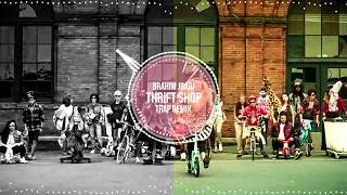 Macklemore & Ryan Lewis - Thrift Shop (feat. Wanz) (Trap Remix)