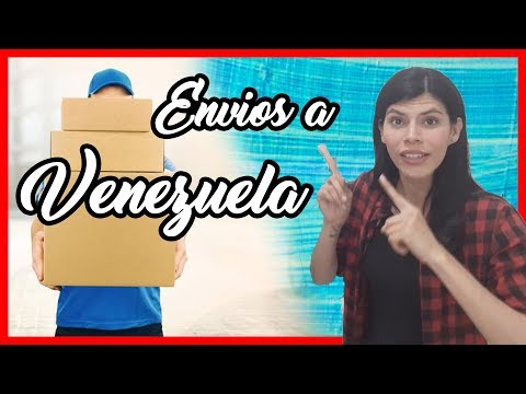 COMO HACER ENVIOS A VENEZUELA   @MónicaSymonee