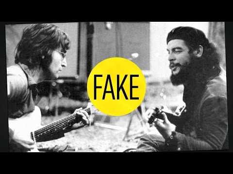 8 Photos Of Dead Celebrities That Are Totally Fake