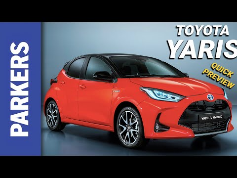 Toyota Yaris Review Video