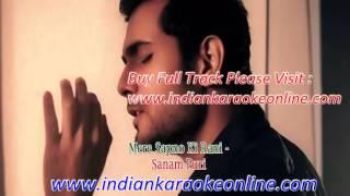 Mere Sapno Ki Rani Karaoke | Sanam Puri Karaoke