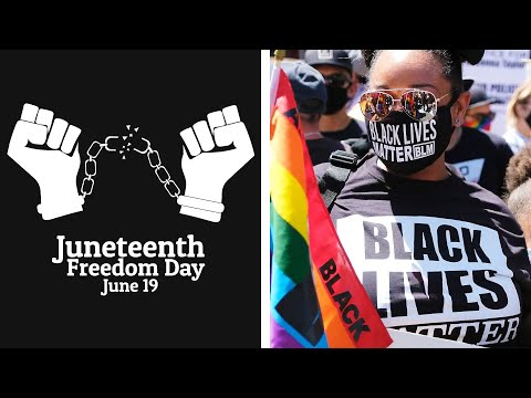 Juneteenth Explained In 3 Minutes