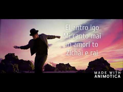 DAN BALAN FEAT. MATTEO - ALLEGRO VENTIGO (слова песни, текст, караоке) поем онлайн новые хиты