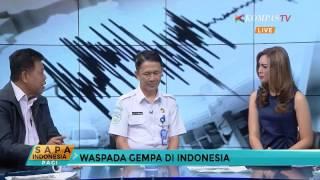 Waspada Gempa Di Indonesia Bag 1