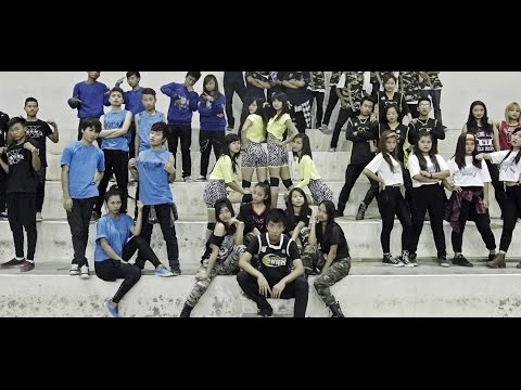 Revolution || MSL 2015 Final Dance || Alan Rinawma Choreography