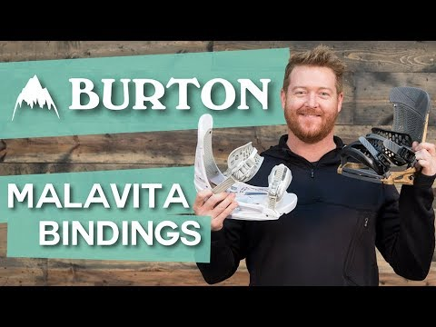 2018 Burton Malavita Snowboard Bindings – Review – TheHouse.com
