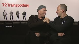 T2: Ewan McGregor and Jonny Lee Miller on gear changes and nostalgia