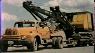 A Look Back: Wendover Construction 1958 Vintage Heavy Equipment in Ontario