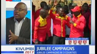 Kivumbi2017: Jubilee Campaigns in Uasin Gishu