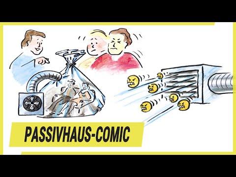 Filmbeitrag Passivhaus-Comic
