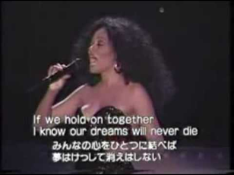 MusicEel download Diana Ross If We Hold On Together mp3 music