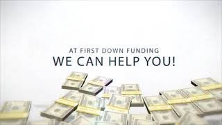 First Down Funding Small Business Funding