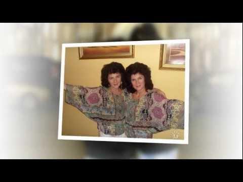 Оригинальный подарок сестрам - близнецам.