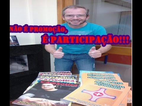 Não é promoção, é participação!!!!!!