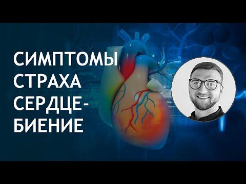 Сердцебиение давление пульс   симптомы всд невроза панических атак