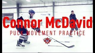 RHA Hockey Academy: Connor McDavid hockey skills training