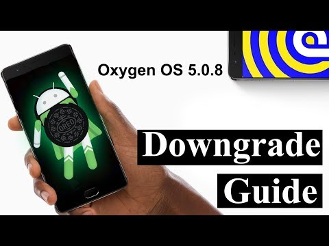 OnePlus 6 | How to downgrade to Android Oreo (Android 8 1) from