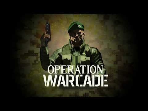 Operation Warcade VR release trailer thumbnail