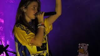 Clairo - Pretty Girl [4K] (live @ Bowery Ballroom 7/23/18)