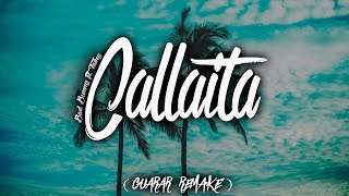 Bad Bunny Ft. Tainy || Callaita (Karaoke) || Lyrics + Instrumental